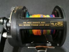 Shimano TLD 15 Reel