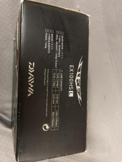 Daiwa Steez EX100HSL 7.1