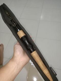 Daiwa BBB 636TLMRB Telescopic Baitcasting Rod