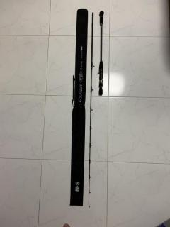 Black Hole Fishing Rod