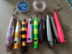 Popping lures