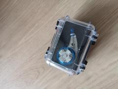 Swage adjustable bobbin