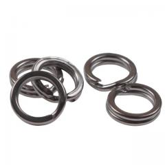 Flatten split ring (15pcs)
