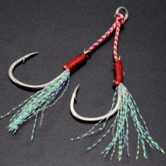 Double Mirco Assist hook (2set)