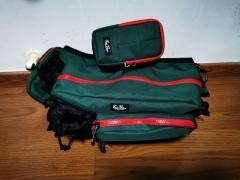 Evergreen shoulder bag