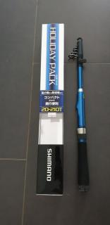 Shimano Holiday Pack 20-210T spinning