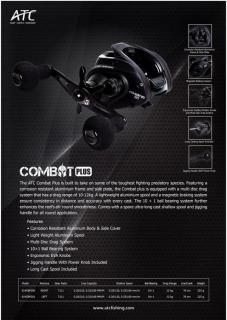 ATC Combat Plus 201