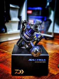 SALTIGA 4500H (2015 model)