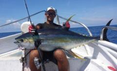 BN ocean attitude jigging action 150