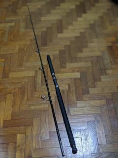 Shimano light popping rod