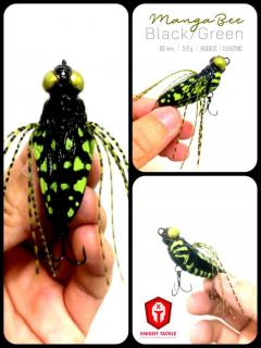 Killer Dragonfly surface lures...
