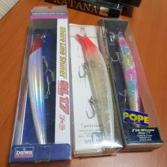 Casting lures