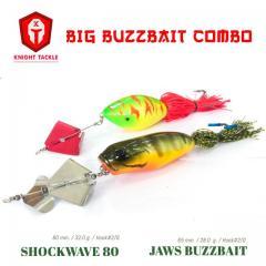 New/Cheap Big Buzzbait combo!