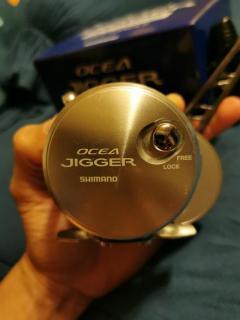 Ocea jigger 2001NRHG