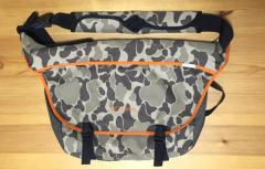 Columbia Sling bag for luring