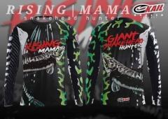 kAil Rising mama toman Long sleeve