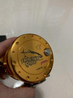 WTS LNIB Jigging Master Monster Game PE 5