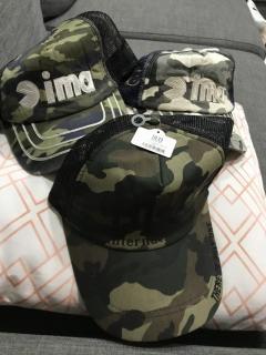New n used cap DUO n IMA