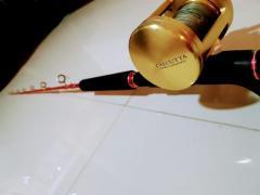 Jigging Master Ocean Devil 50B ML & shimano calcutta 700B