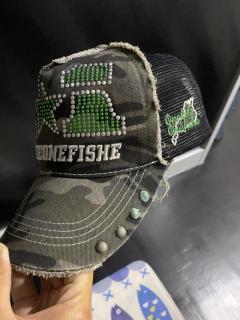 OneBiteOnefishe Cap