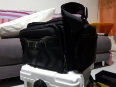 Daiwa tackle fishing bag