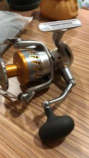Shimano Stella 18K high gear