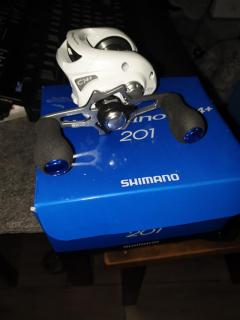 Shimano stephona 201 Ci4+