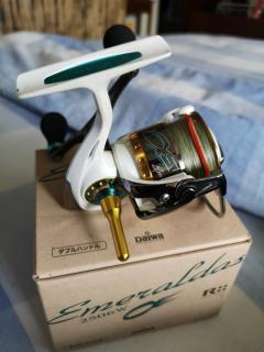 Daiwa Emeraldas 2506W