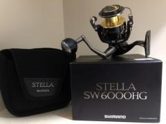 Shimano stella 6000HG