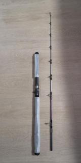 Shimano NR Jigger and ATC PE 2-5 Hydrograph Rod