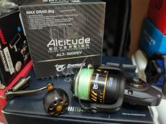 Local Water Setup: Pioneer Altitude Sovereign 3000 and Pioneer Altitude Jig PE1-3