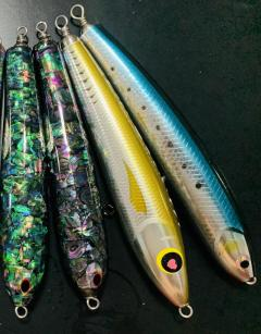 Brand new Stickbaits