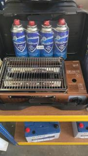 Portable Butane BBQ / Grill Pit
