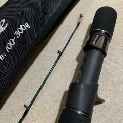 NEW Temple Reef levitate SF 68-1 slow fall slow pitch jigging rod