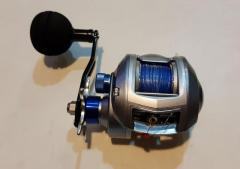 Abu Revo Inshore with drag clicker.