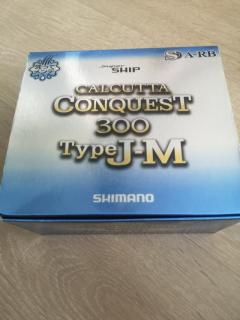 Shimano Conquest Type-JM Limited