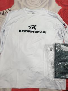 WTS : Koofin Gear Long Sleeves (Pending collection)