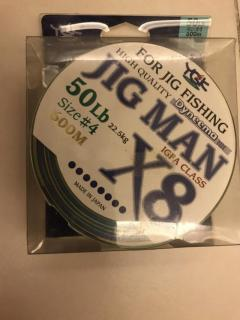 JIG MAN 600M (New).