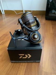 Daiwa certate HD3500 SH