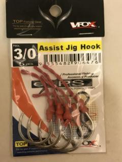 VFOX 3/0 Assist hook New