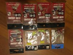 8pack Jigging hooks
