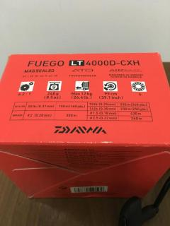 Diawa fuego 4000
