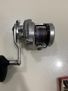 2017 Shimano Ocea jigger 1501HG