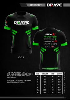 Drave Jersey