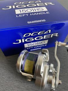 Ocea Jigger 1501HG