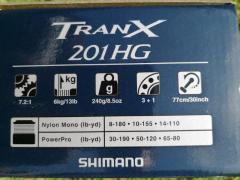 Shimano Tranx 201HG