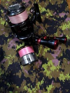 Shimano Vanquish c2500hgs