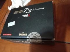 Team Daiwa zillion limited bc reel