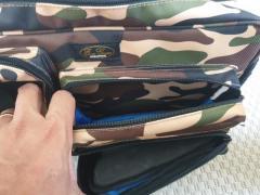 SOLD Evergreen Hip Bag B-True