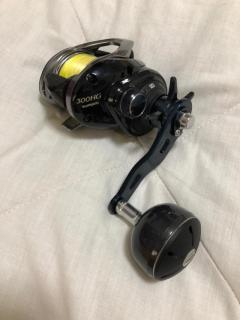 Shimano Grappler 300HG